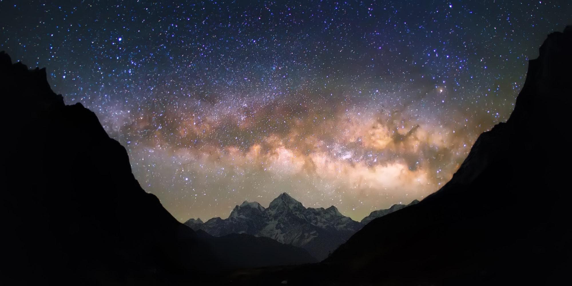 Mimpi 100: Mimpi Mendengar Suara Allah dari Langit